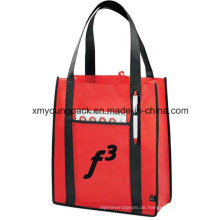 Werbe-Non-Woven-Konvention Tote Bag